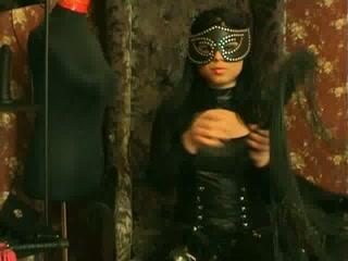 DominatrixAtena Video-TEASER Fetish Female Fetishes