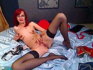 MagicMonique Video-HARDCORE Mature Female Fingering