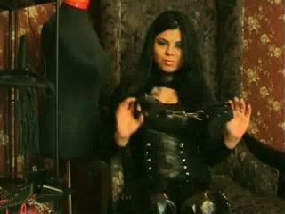 DominatrixAtena Video-TEASER Fetish Female Teasing